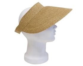 wholesale oversized straw sun visor