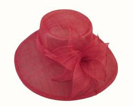 wholesale sinamay hats church fancy wide brim