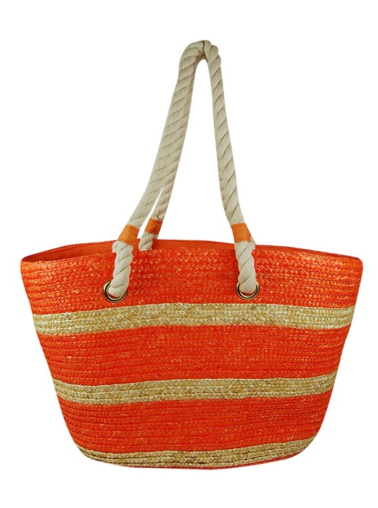 Straw Beach Bags and Totes Wholesale