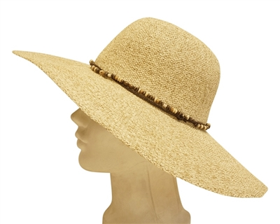 wholesale straw beach hats