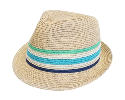 wholesale straw fedora hats