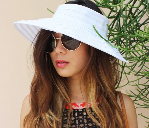 wholesale sun visors hats - kimberly luu