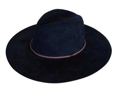wholesale vegan felt hats faux suede