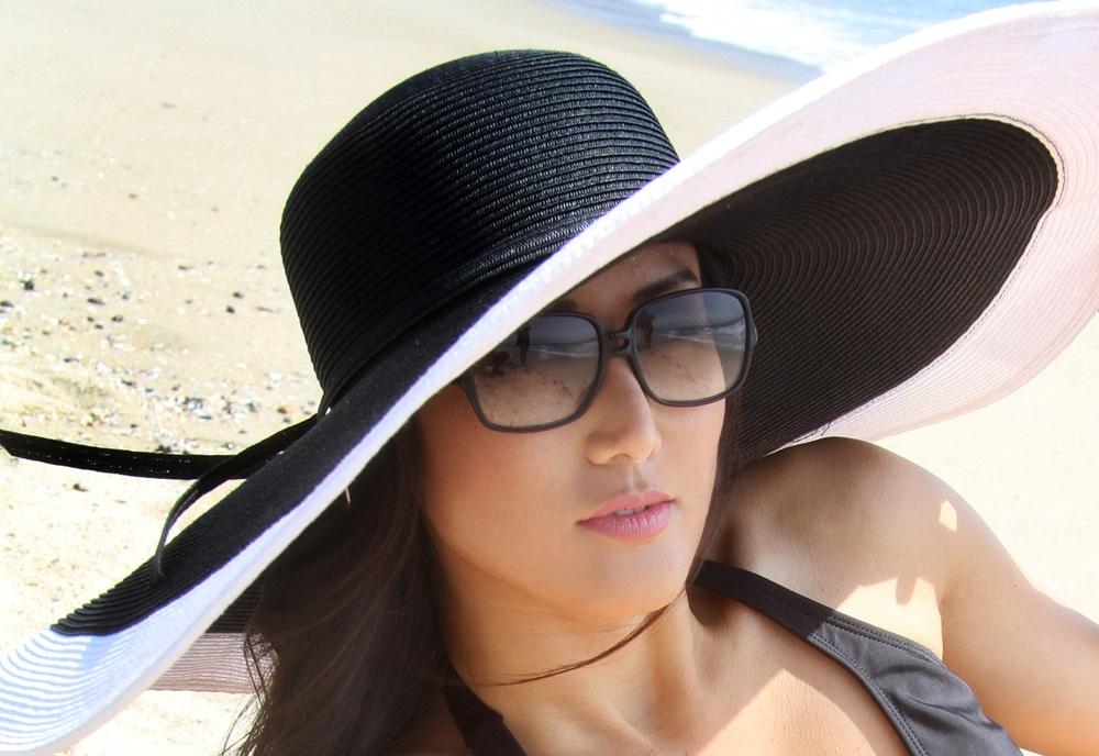 straw beach hats wholesale