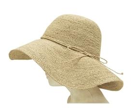 wholesale women's floppy straw hats