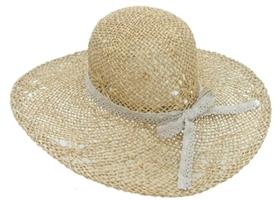 wholesale woven seagrass straw sun hat