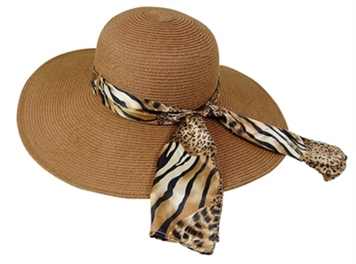 wide brim animal sash bulk floppy sun hats 1ec0b47c9cf
