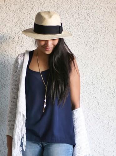womens panama hats wholesale by dynamic asia - fashion blogger JanLoves